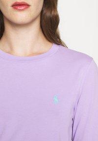 Polo Ralph Lauren - TEE LONG SLEEVE - Long sleeved top - cruise lavendar - 4