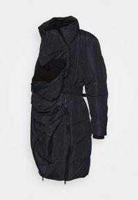 LOVE2WAIT - COAT BABY CARRIER - Classic coat - navy - 2