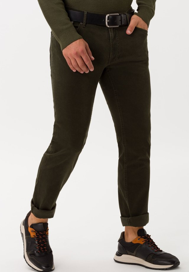 STYLE CHUCK - Jeans Skinny Fit - hunter