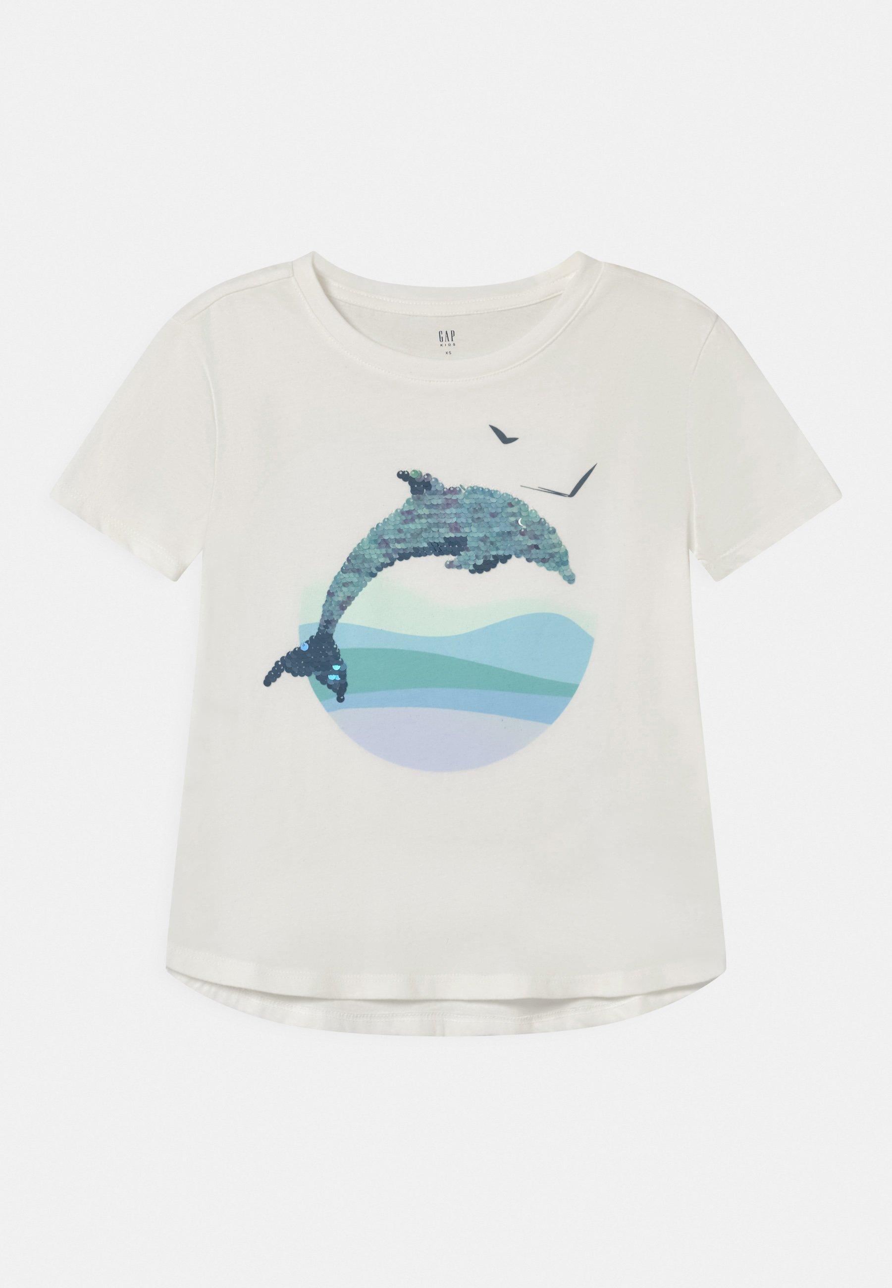 Kids GIRL FLIPPY - Print T-shirt