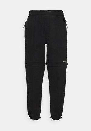 TECHNICAL TRACK PANT - Verryttelyhousut - black