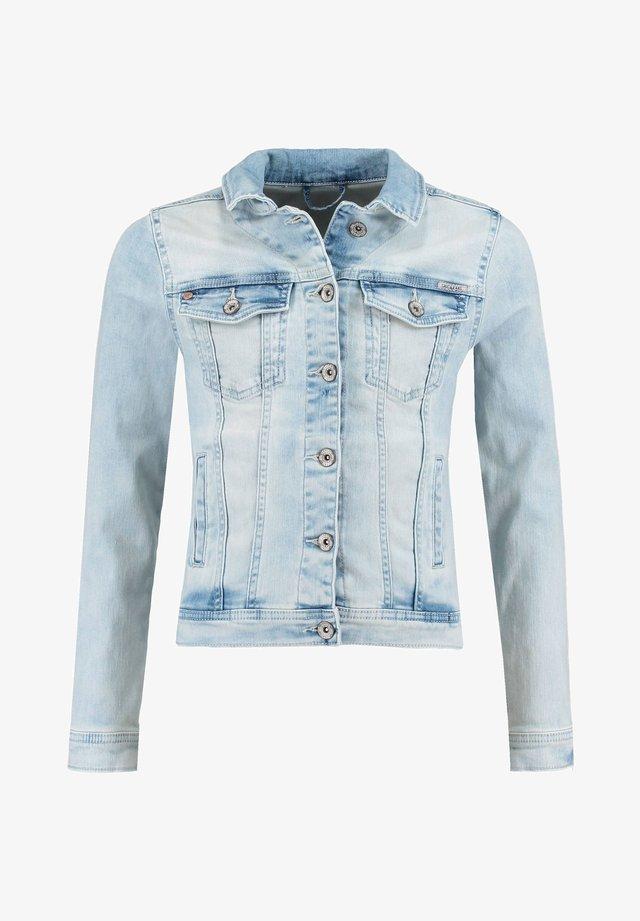 Denim jacket - bleached (80)