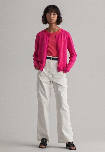 Cardigan - cabaret pink