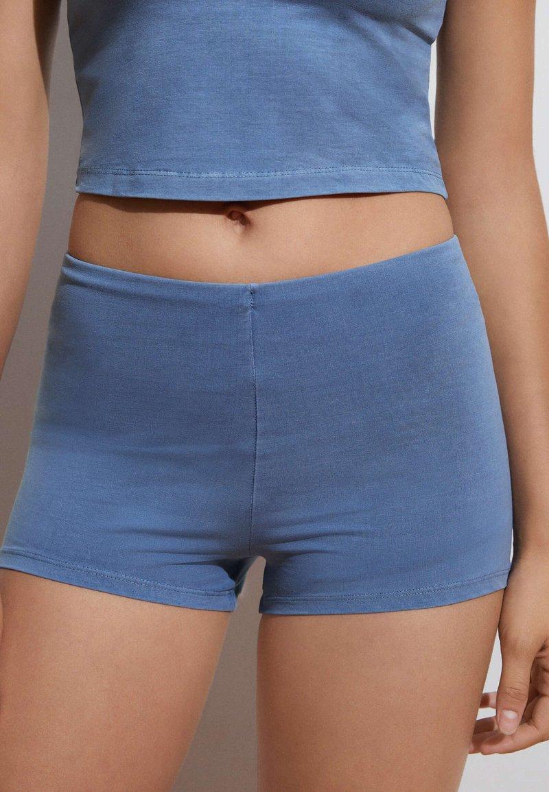 OYSHO - Bikini bottoms - blue
