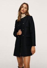Mango - Short coat - zwart - 3