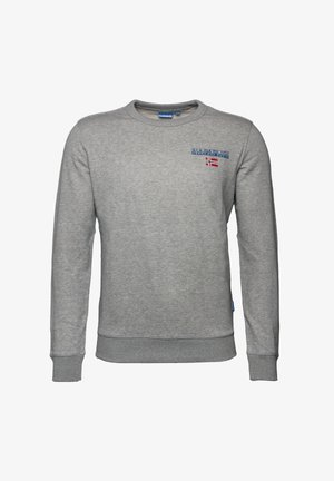 B-ICE C - Sweatshirt - medium grey melange