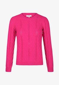 Morgan - Pullover - neon pink - 4