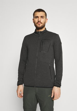 VERMILION - Training jacket - black melange