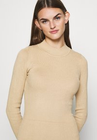 Even&Odd - Pletené šaty - beige - 4