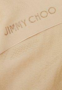 Jimmy Choo - STOLA - Scarf - beige - 2