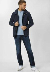 S4 Jackets - Summer jacket - navy - 1