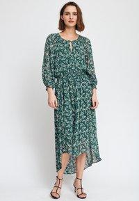 InWear - Maxi dress - dark green - 0