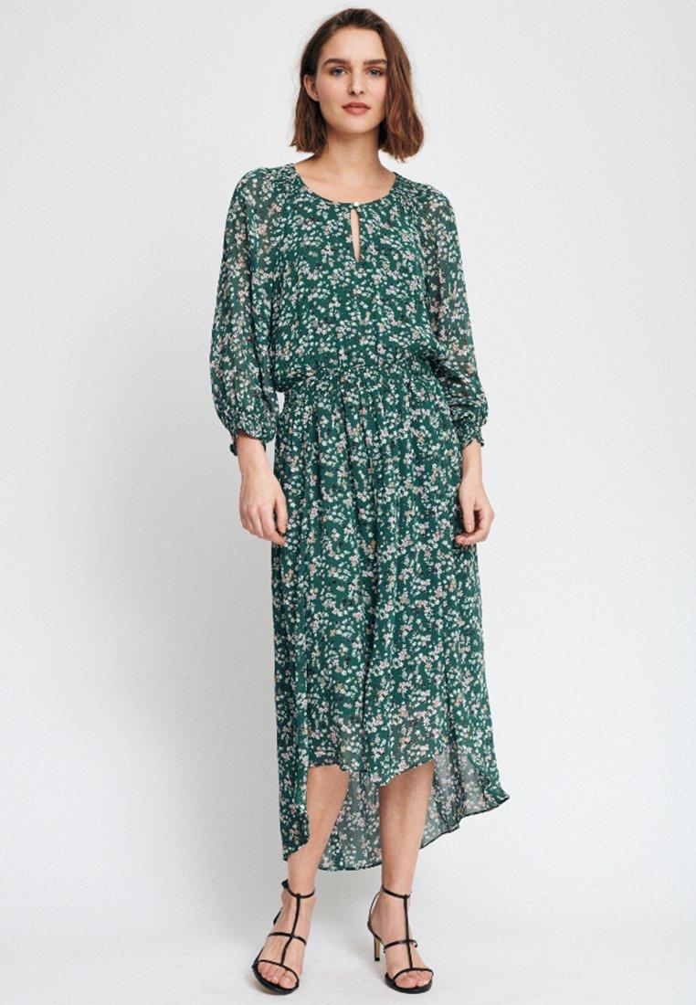 InWear - Maxi dress - dark green