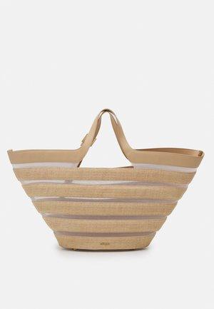 LASZLO LARGE TOTE - Shopper - natural