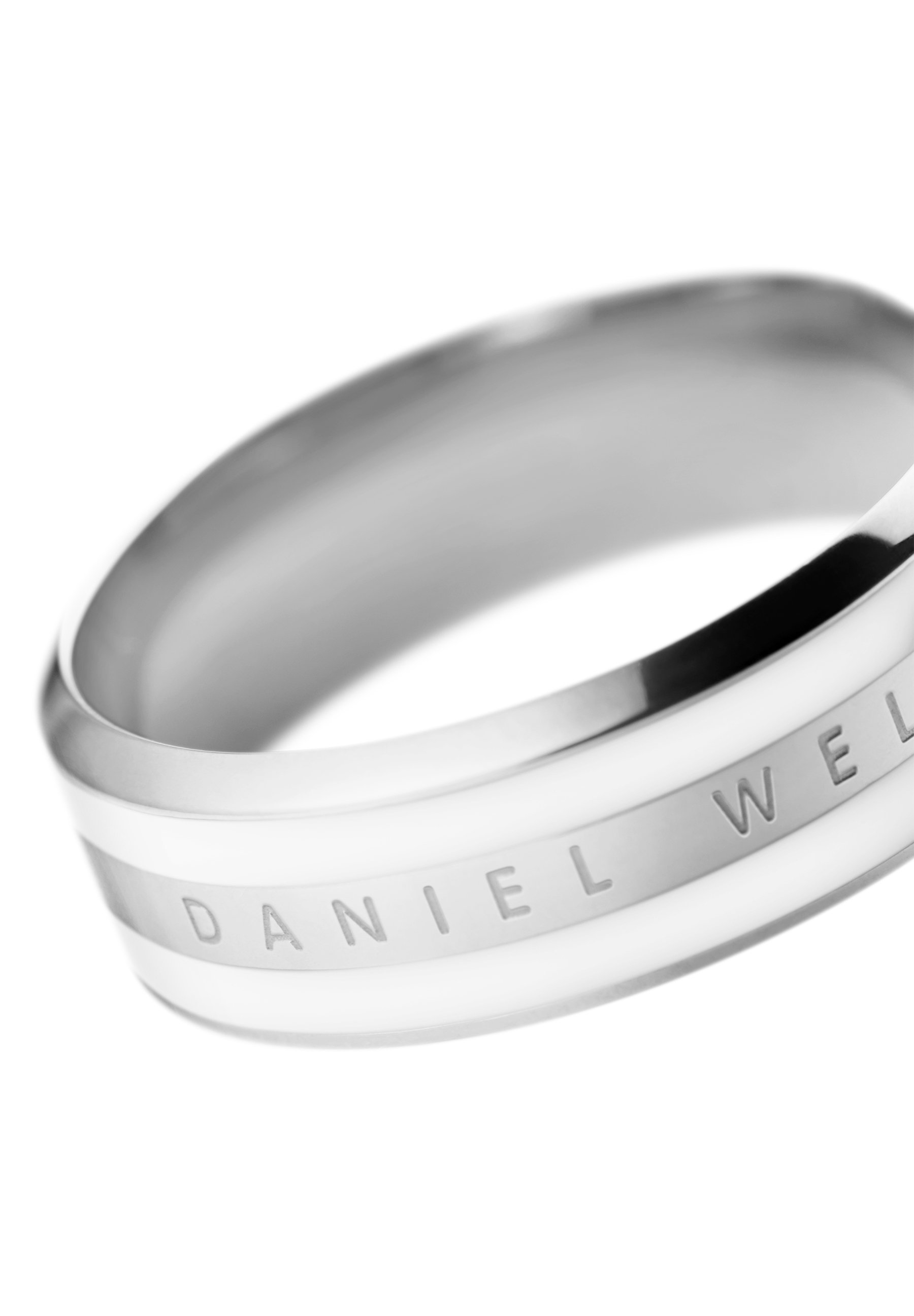Homme CLASSIC SATIN WHITE - Bague