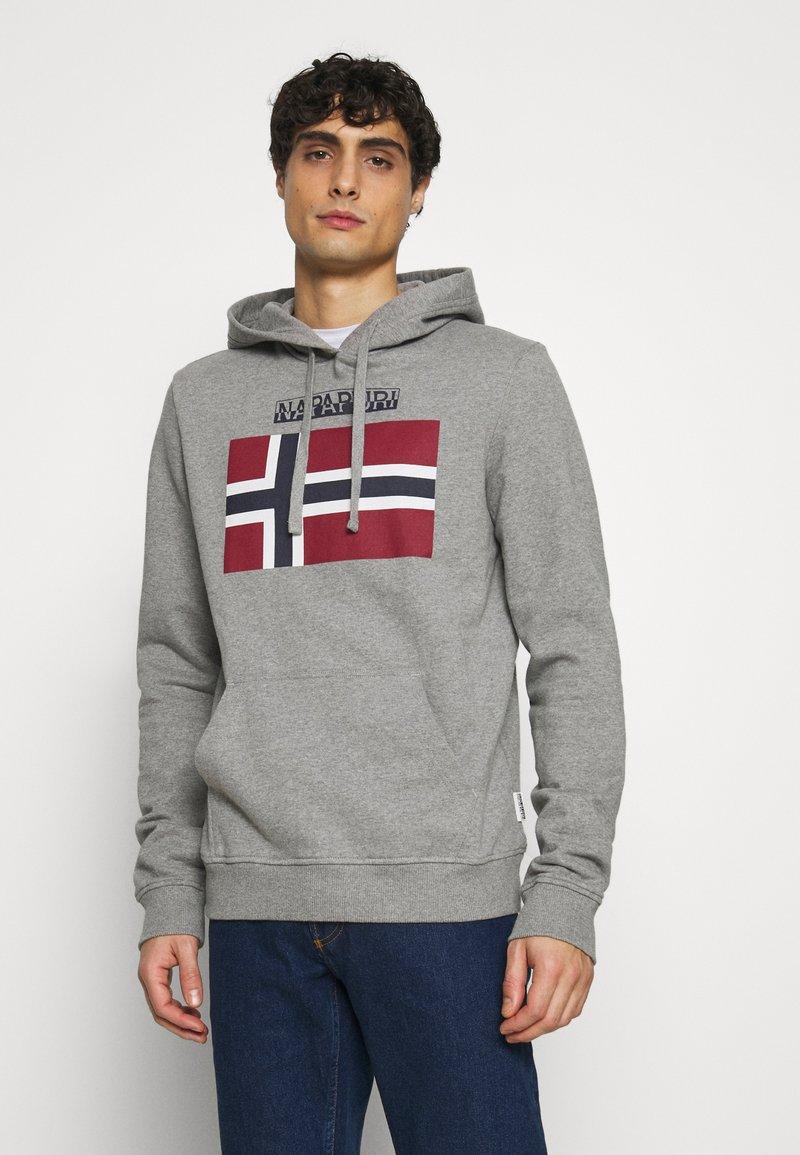 Napapijri - BELLYN - Luvtröja - med grey