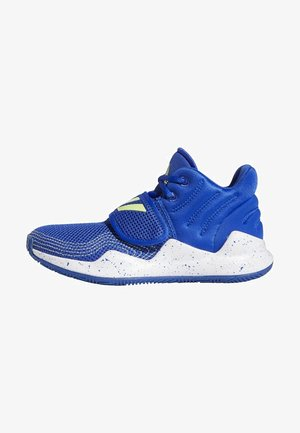 DEEP THREAT - Basketball shoes - blue