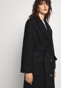 Marimekko - IHMETELLEN COAT - Classic coat - black - 4