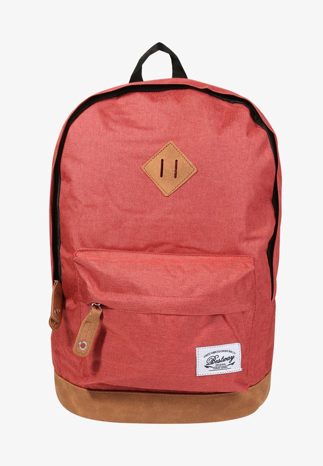 BESTWAY BACKPACK - Zaino - orange