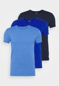 3 PACK - Undershirt - navy/sapphire