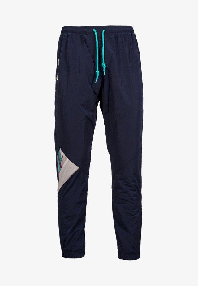 SINZIO  - Tracksuit bottoms - dark blue