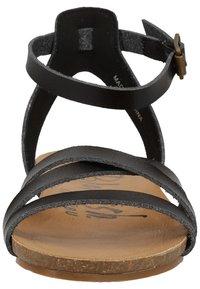 Blowfish Malibu - Ankle cuff sandals - black - 3
