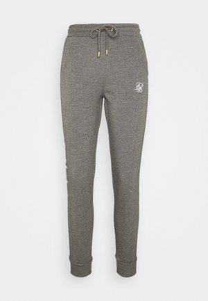 SIGNATURE TRACK PANTS - Pantaloni sportivi - dark grey