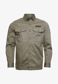 Superdry - Shirt - slate green - 3