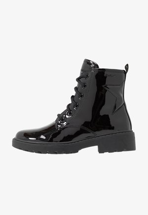 CASEY GIRL - Bottines à lacets - black