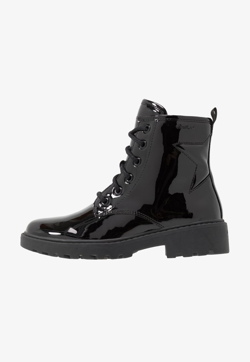 Geox - CASEY GIRL - Lace-up ankle boots - black