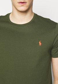 Polo Ralph Lauren - T-shirt basique - supply olive - 4
