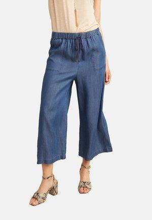OSAKA - Flared Jeans - blu