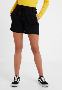 ONLY Petite - ONLPOPTRASH EASY PETIT - Shorts - black - 0