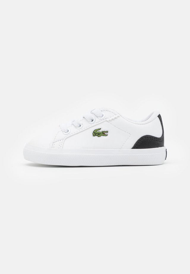 LEROND  - Sneakers laag - white/black