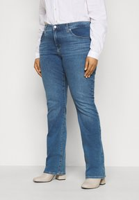 Levi's® Plus - 315 SHAPING BOOT - Jeans bootcut - london pride plus - 0
