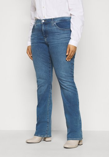 315 SHAPING BOOT - Bootcut jeans - london pride plus