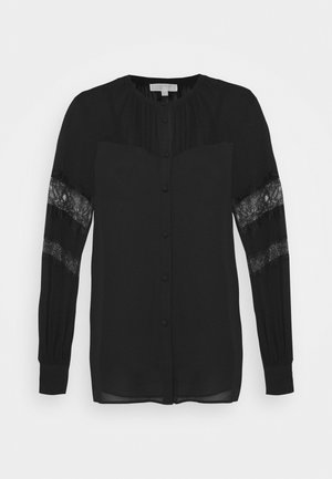 SOLID  - Blus - black