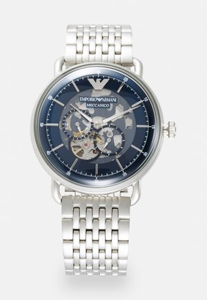 Chronograph watch - silver-coloured