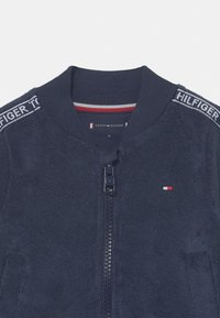 Tommy Hilfiger - TAPED UNISEX - Sweater met rits - blue - 2