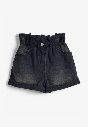PAPERBAG - Denim shorts - grey denim
