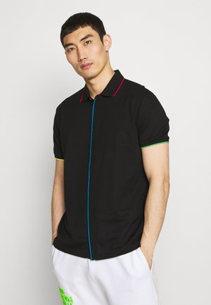MENS REG FIT - Hemd - black