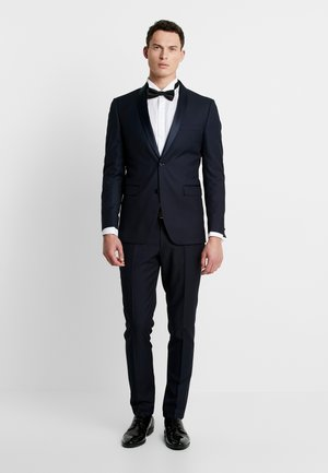 SMOKING - Traje - navy