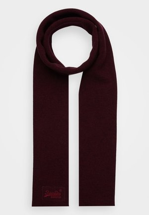 LABEL - Scarf - cranberry grit