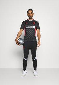Nike Performance - LIVERPOOL FC 3R - Club wear - anthracite/black/laser crimson - 1