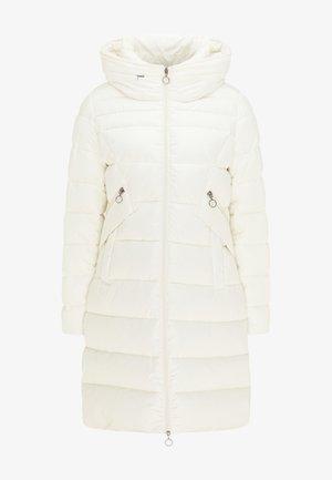 Zimní kabát - wollweiss