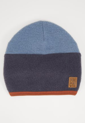 KIDS BEANIE - Huer - dark ink