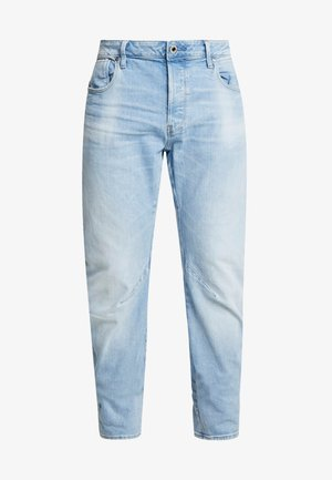 ARC 3D SLIM - Jeansy Slim Fit - azure stretch denim lt aged