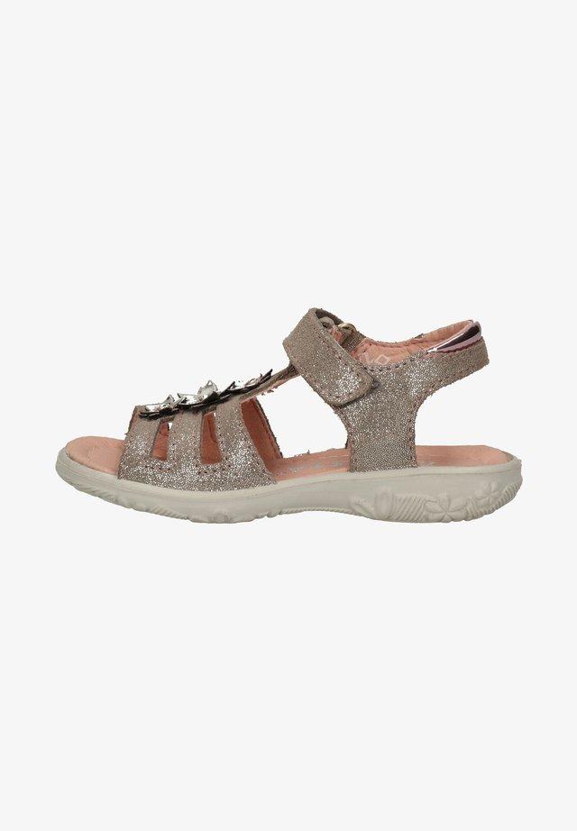 Sandales - graphit