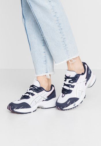 GEL-1090 - Trainers - white/pure silver