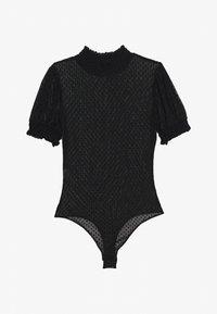 New Look - SPOT BODY - T-shirt z nadrukiem - black - 1